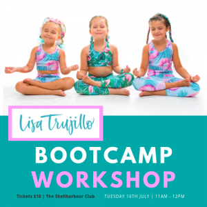 Lisa Trujillo Bootcamp Workshop
